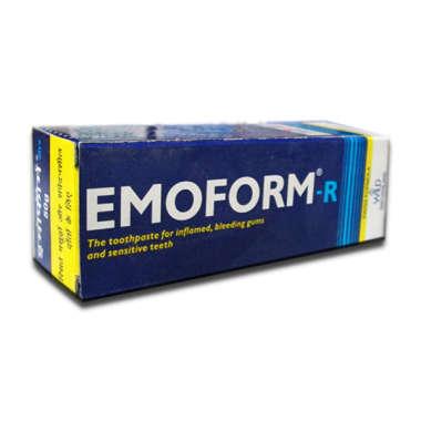 EMOFORM R 5% W/W TOOTHPASTE
