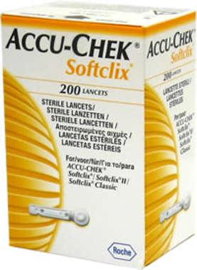 ACCU-CHEK SOFTCLIX LANCETS