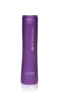 AMWAY SATINIQUE 2-IN-1 SHAMPOO & CONDITIONER