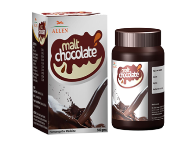ALLEN MALT CHOCOLATE