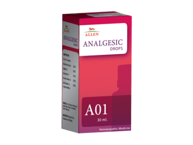 A01 ANALGESIC DROP