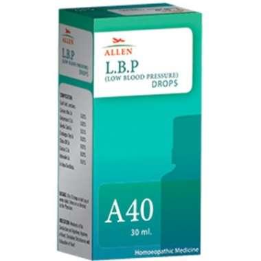 A40 L.B.P. (LOW BLOOD PRESSURE) DROP