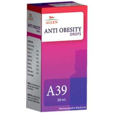 ALLEN A39 ANTI OBESITY DROP
