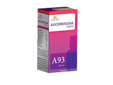 A93 ALCOHOLISM DROP