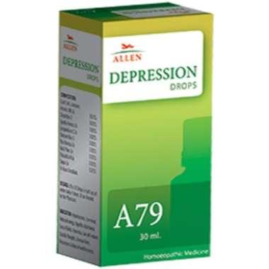 A79 DEPRESSION DROP