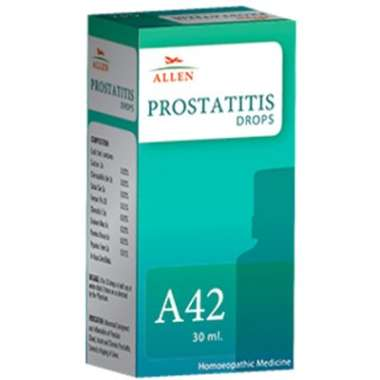 A42 PROSTATITIS DROP