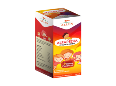 ALFAPEDIA ENERGY SYRUP