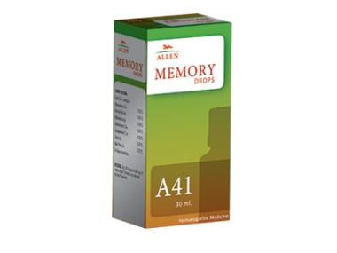 A41 MEMORY DROP