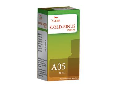 A05 COLD – SINUS DROP