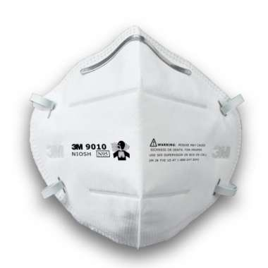 3M N95 9010 PARTICULATE RESPIRATOR MASK (PACK OF 10)