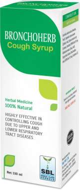 BRONCHOHERB COUGH SYRUP