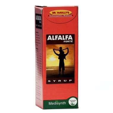 ALFALFA FORTE SYRUP