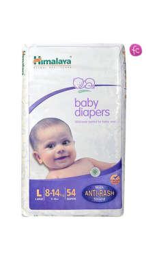 HIMALAYA BABY DIAPERS (LARGE)