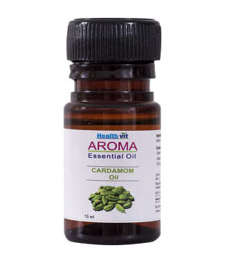 HEALTHVIT AROMA CARDAMOM ESSENTIAL OIL