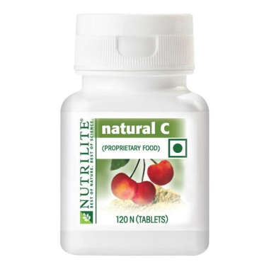 AMWAY NUTRILITE NATURAL C TABLET