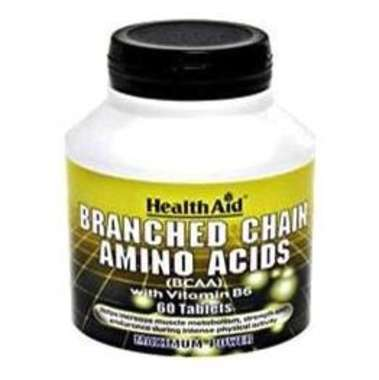HEALTHAID BRANCHED CHAIN AMINO ACIDS TABLET