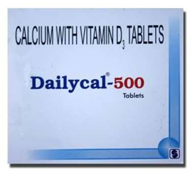 DAILYCAL - 500 TABLET