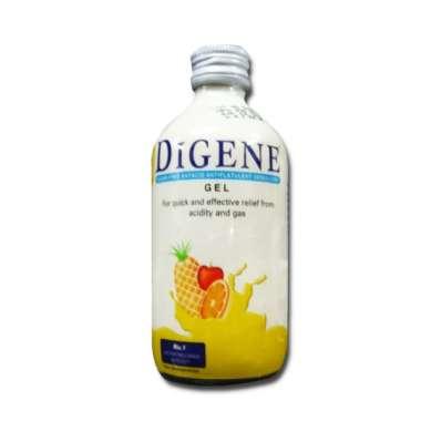 DIGENE MIX FRUIT ORAL GEL